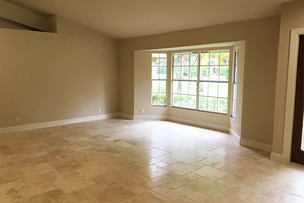 Vacant Home Staging Before